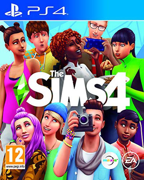 The Sims 4 per PlayStation 4