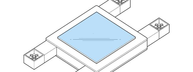 Samsung brevetta uno schermo volante