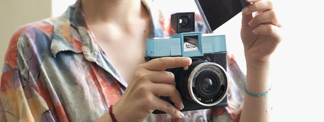 Lomography Diana Instant Square in crowdfunding