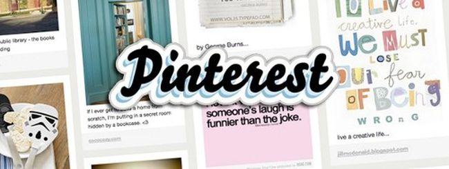 Pinterest: come creare una board (bacheca)