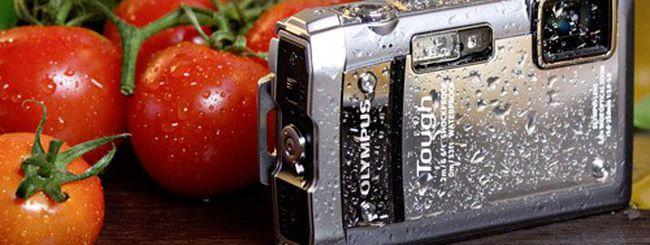 Olympus presenta le fotocamere SZ-30RM, SZ-20 e TG-810