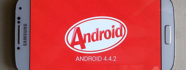 Android 4.4.2 KitKat in arrivo su Galaxy S4