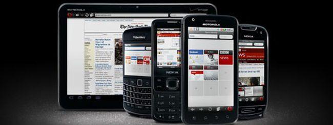 Opera pensa mobile con Mini 6 e Mobile 11
