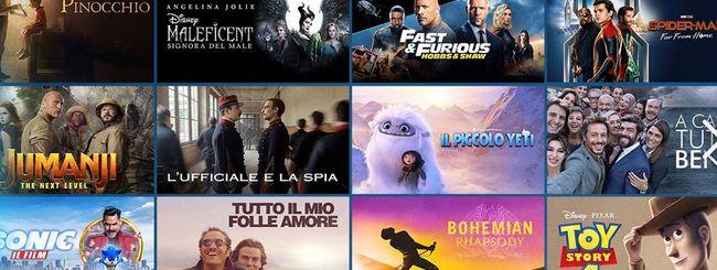 Amazon Prime Video Store: acquisto e noleggio di film
