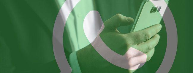 WhatsApp, novità sull'autenticazione con impronta
