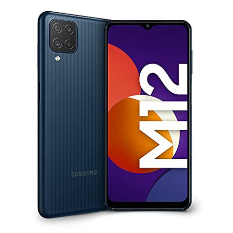 Samsung Galaxy M12 (Black)