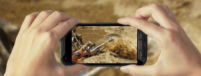 Kyocera DuraForce PRO, smartphone con action camera