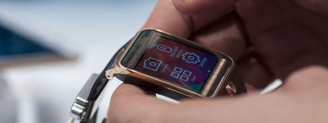 Samsung Gear S acquistabile in Italia a 399 euro
