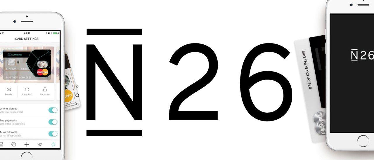 N26, il tuo smartphone è la tua banca   Webnews