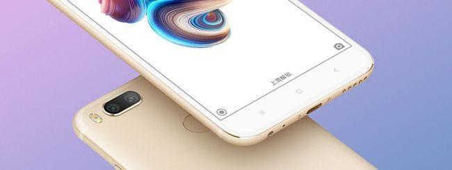Xiaomi Mi 5X, primo video ufficiale