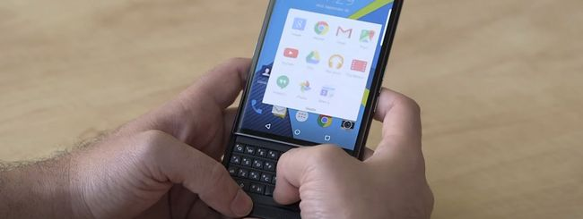 BlackBerry: il futuro è Android