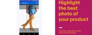 eBay: la ricerca dei prodotti con le immagini