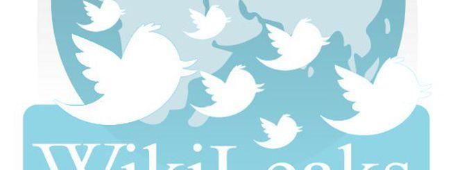 WikiLeaks, il DOJ ha accesso ai dati di Twitter