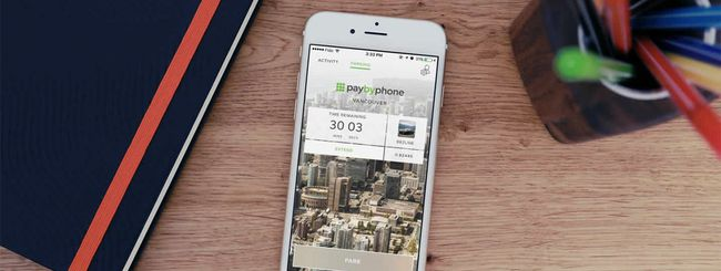 Volkswagen annuncia l'acquisizione di PayByPhone