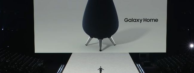 Samsung presenta lo smart speaker Galaxy Home