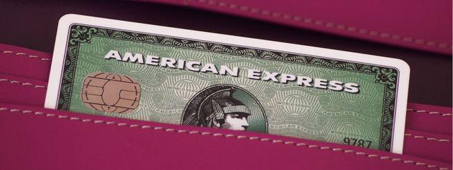 American Express, via le firme dagli acquisti