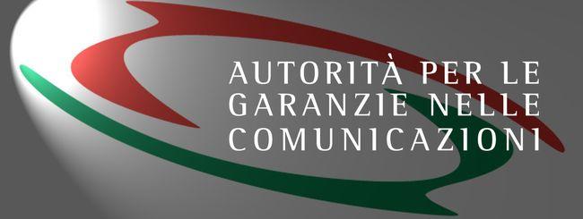 AGCOM, nuove regole contro i servizi indesiderati