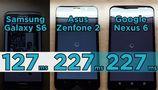 iPhone 6 Vs. Galaxy 6S  - Test Apertura PDF