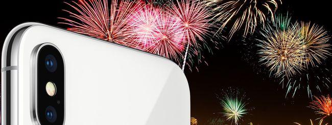 Fotografare fuochi d'artificio con iPhone: suggerimenti e consigli