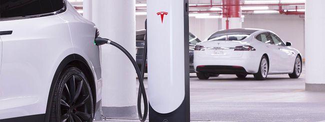 Tesla vuole migliorare l'efficienza delle batterie