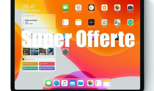 Nuovo Apple iPad Pro: 3 offerte a meno di 1500 €
