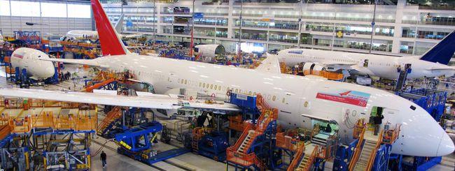 Impianto Boeing colpito dal ransomware WannaCry
