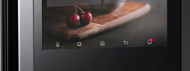 CES 2018: nuovi frigoriferi Family Hub da Samsung