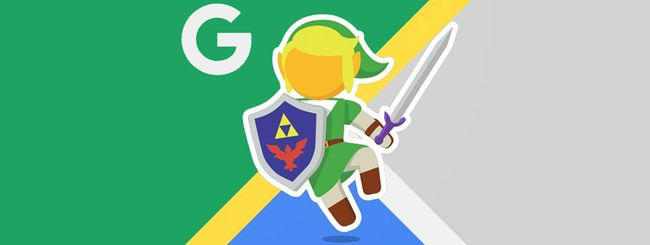 Zelda: Link sostituisce Pegman su Street View