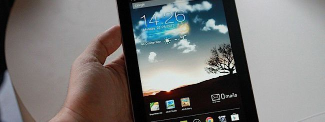 MWC 2013: Asus Fonepad, il tablet che telefona