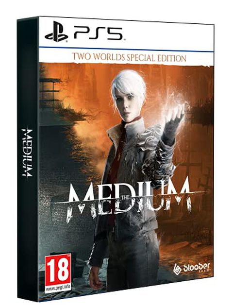 The Medium: Two Worlds Special Launch Edition - PlayStation 5