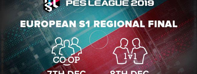 PES League 2019, il programma