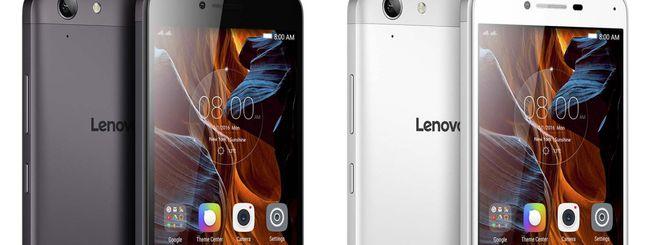 Lenovo K5 disponibile anche in Italia