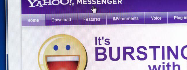 Yahoo Messenger chiude definitivamente