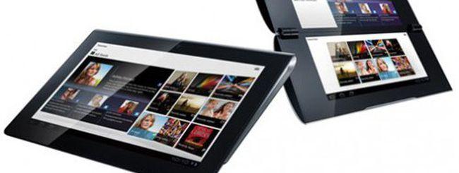Sony Tablet S e P, data e prezzi dall'IFA