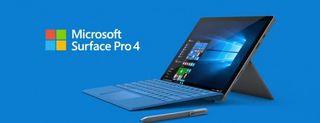 Il nuovo Microsoft Surface Pro 4 con Windows 10