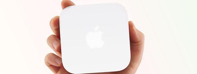 Apple, addio a AirPort e Time Capsule?