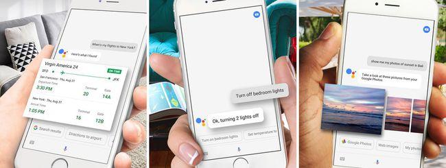Google I/O 2017: l'Assistente Google su iPhone