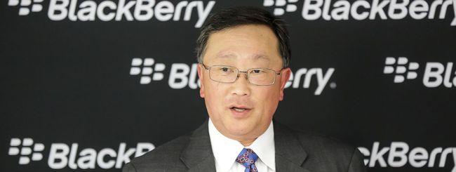 John Chen illustra il futuro di BlackBerry