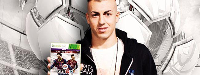 FIFA 14, El Sharaawy sulla copertina italiana