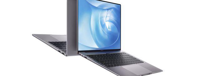 Huawei Matebook 14 AMD: specifiche e prezzo