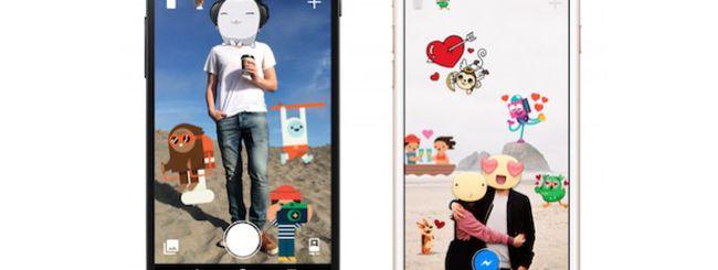 Stickered for Messenger, gli emoticon invadono le foto di Facebook