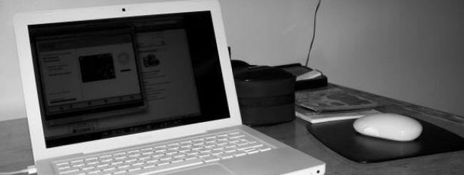 Addio al MacBook bianco