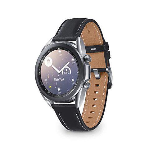 Samsung Galaxy Watch3 (45mm, Mystic Silver)