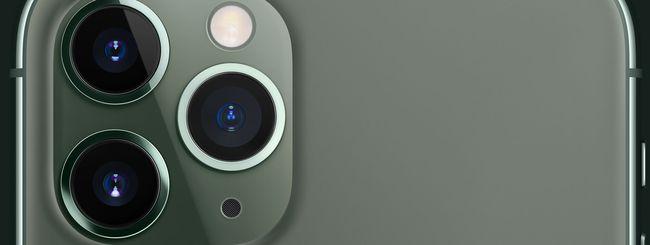 iPhone 11 Pro: la fotocamera che rivoluziona tutto