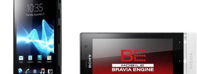 MWC 2012: Sony Xperia P e Sony Xperia U