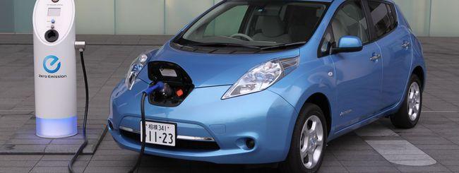 Nissan, patto con Enel: l'auto diventa batteria