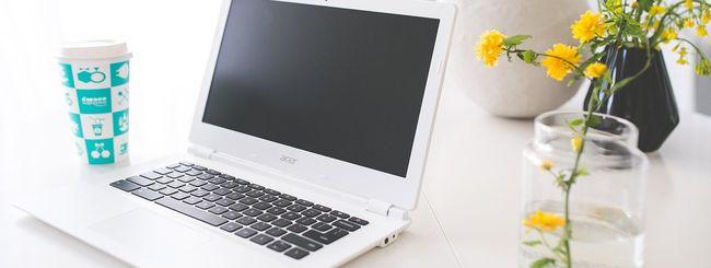 Assistente Google approda su più Chromebook