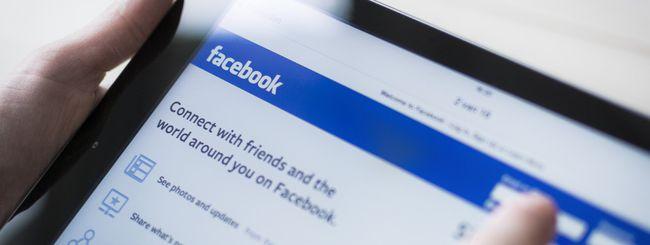 Facebook testa le Storie su desktop