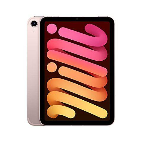 iPad mini 6 (8,3″, Wi-Fi + Cellular, 256GB) Rosa