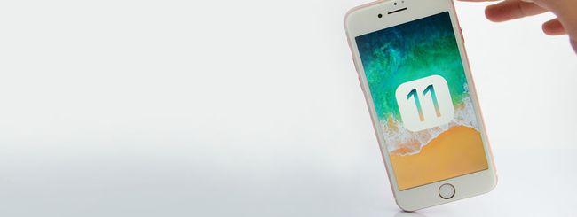 Apple rilascia iOS 11.2.1: risolti alcuni problemi